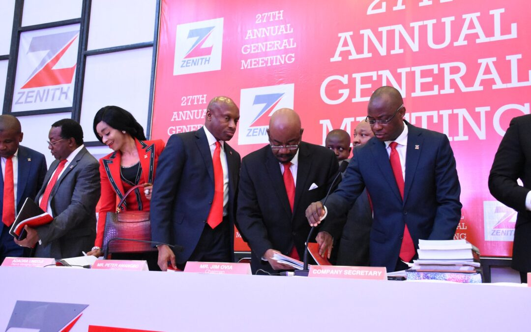 Zenith Bank – Earnings Below Expectation: Lower Provision for Loan Loss Saves the Day